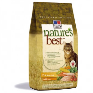 Hill s Nature's Best Feline Adult Chicken 2 kg