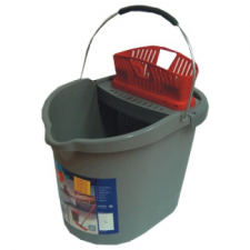 Vileda Vödör Ultramax csavarókosárral tisztító- és takarítószer, higiénia