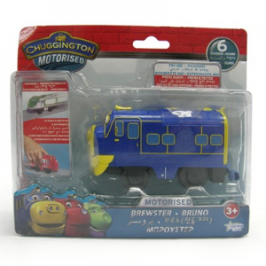 Chuggington - Motorizált Brewster mozdony