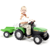 Farm Farm traktor utánfutóval