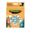 Crayola 8 db lemosható viaszkréta