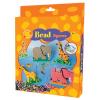 Playbox Playbox: Gyöngykép figurák, 2000 db, zsiráf-elefánt - Kreatív játékok