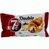 7 Days Croissant Double 80 g kakaó és vanília ízű