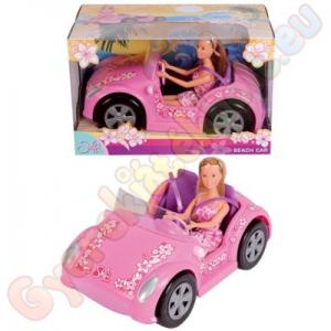 Simba Toys Steffi Love Beach Car - Simba Toys