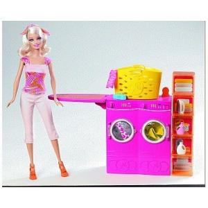 Mattel Barbie mosószoba