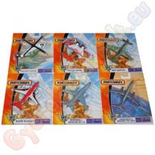 Mattel Matchbox repülő helikopter és repülő