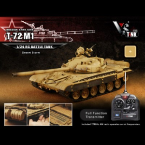 Silverlit VsTank PRO Airsoft Russian Army T-72 M1