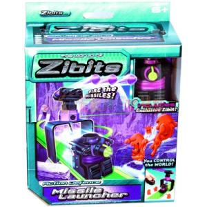 Senario Zibits távirányítós robotok - Missile Launcher fegyveres robot