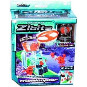 Senario Zibits távirányítós robotok - Atomicopter fegyveres robot