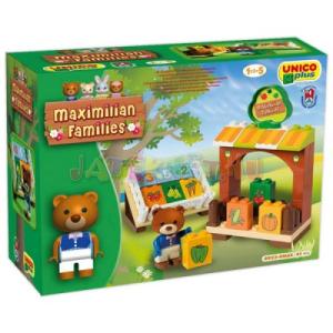 Androni Maximilian Families - Piac építőjáték