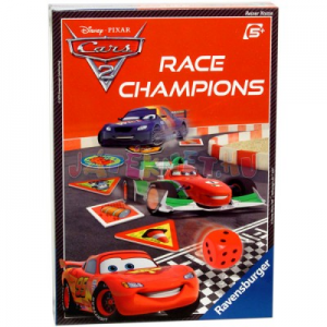 Ravensburger Verdák 2 autóverseny bajnokság