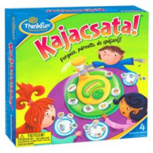 ThinkFun Snack Attack! - Kajacsata