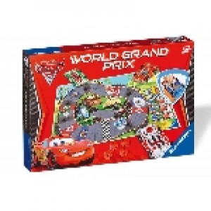 Ravensburger : Verdák 2 World Grand Prix junior