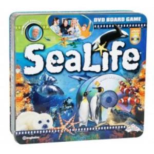 Identity Games Sealife - Óceánok világa DVD-s