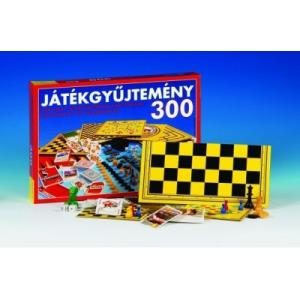 Piatnik Játékgyűjtemény 300-as társasjáték