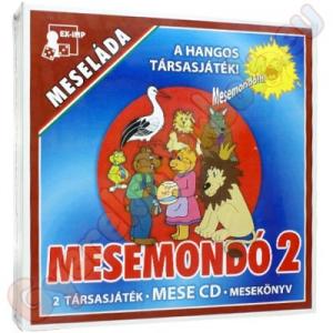 EX-IMP Mesemondó 2. társasjáték - EX-IMP