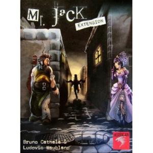 Hurrican Mr. Jack kiegészítő