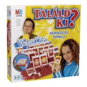 MB Games Találd Ki - Guess Who