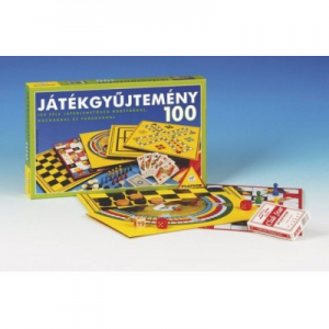 Piatnik Játékgyűjtemény 100