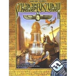 Fantasy Flight Games Szkarabeuszurak