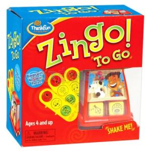ThinkFun Zingo To Go!