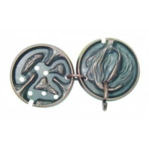 Eureka Cast Silver medal