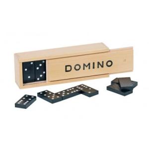 Goki Klasszikus dominó fából
