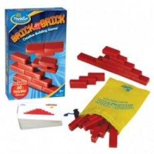 ThinkFun - Brick by Brick