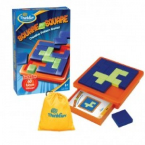 ThinkFun - Square by Square
