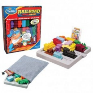 ThinkFun - Railroad Rush Hour