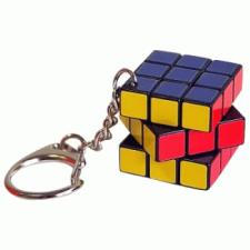 Rubik kocka kulcstartó 3x3 kulcstartó