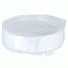 Műanyag lapos tányér 100 db-os