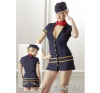Cottelli Collection Stewardess ruha jelmez