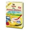 Holle Bio tejkásák, banános tejpép (tejkása) 250gr