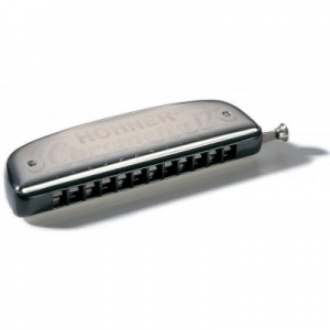 Hohner 255 48 G Chrometta 12 G