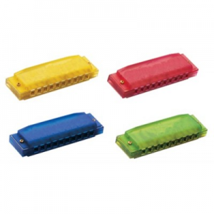 Hohner M 515 X Happy Color Harmonica