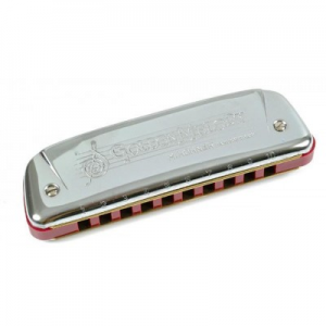 Hohner 542 20 F Golden Melody Harmonica F