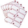 ICO süni füzetcímke 40 db/csomag