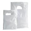 Stancolt piskótafüles tasak, fehér színű, 15x20 c m