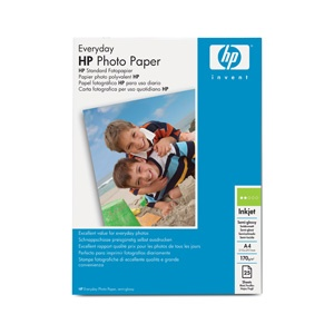 HP Glossy Photo Paper, fényes, A4, 200 g/m2