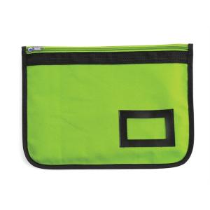 Irattartó táska, zöld