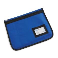 Irattartó táska, kék