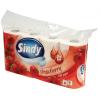 Sindy 8 tekercses toalettpapír, 3 rétegű, eper