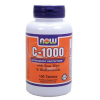 Now Foods C-1000 with Rose Hips & Bioflavonoids - 100 tabletta