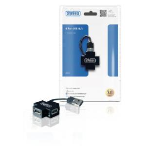 Sweex US012 4 port USB2.0 Hub (US012)