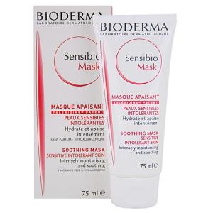 Bioderma Sensibio arcmaszk érzékeny bőrre