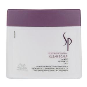 Wella Professionals SP Clear Scalp maszk korpásodás ellen