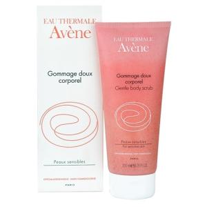 Avene Body Care tisztító peeling érzékeny bőrre