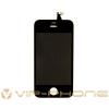 Apple iPhone 4S LCD kijelző érintőpanellel, fekete