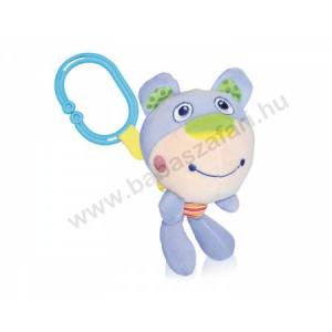 Coloria vibráló játék mackó